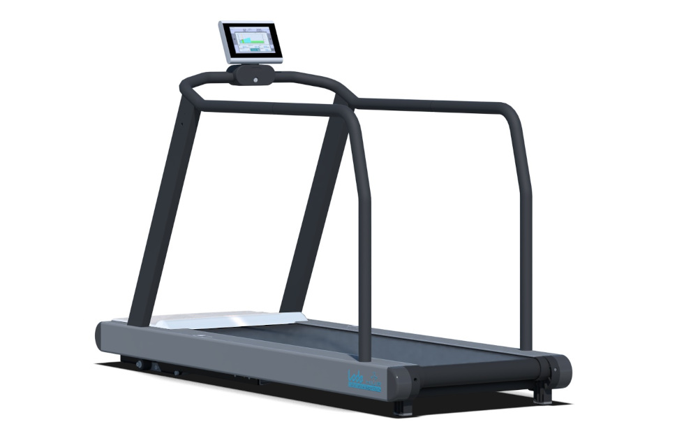 LODE TREADMILL WITH SMART TOUCH BY HUR