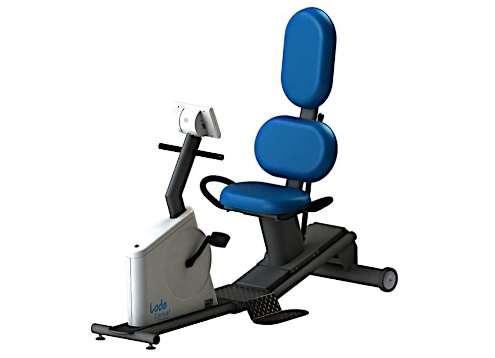 LODE RECUMBENT CARDIO TRAINER WITH SMART TOUCH BY HUR