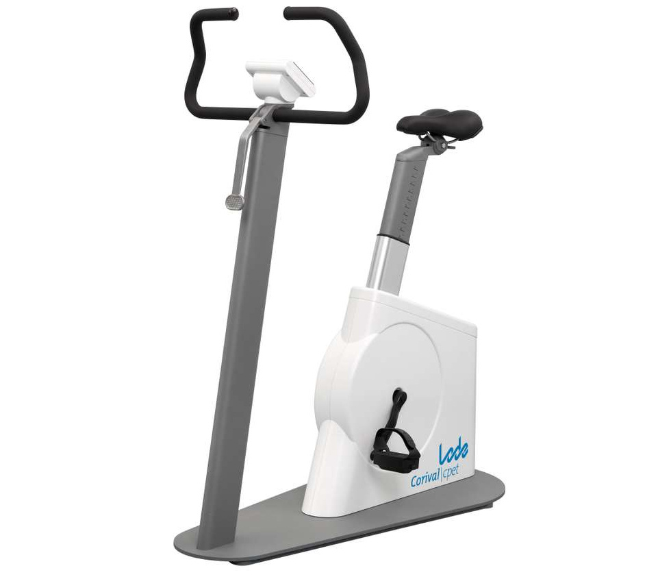 LODE UPRIGHT CARDIO TRAINER WITH SMART TOUCH BY HUR