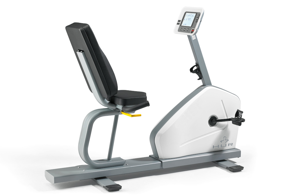 EMOTION RECUMBENT CARDIO TRAINER WITH SMART TOUCH BY HUR