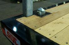 Platform Drawbar Pins And Sockets