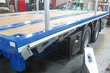 Platform Drawbar Storage