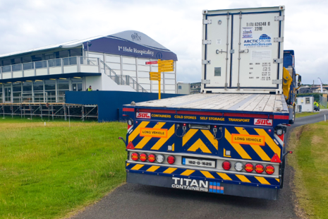 Titan Containers At The Open Sdc News Section