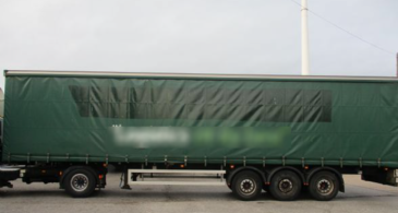 2011 Montracon Curtainsider M14815 - SDC Used Trailer