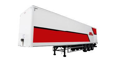 Aluminium Double Skin SDC Boxvan