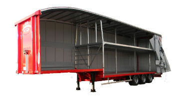 Double Deck Curtainsider