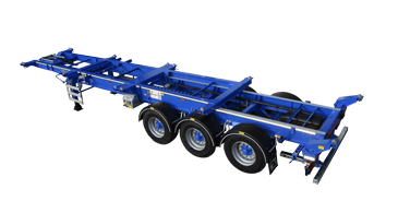 Extendable Skeletal Trailer