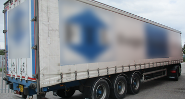 M18497 Used Sdc Curtainsider Trailer 1
