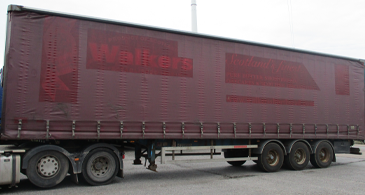 Sdc Used Trailer M16424 Used Ld Curtainside Trailer 1