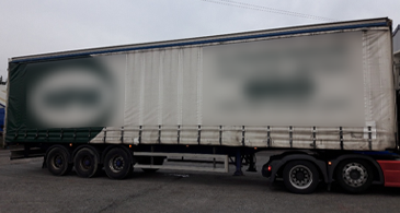 Sdc Used Trailers M17699 Used Montracon Curtainsider 1