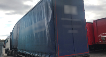Sdc Used Trailers M18086 Used Montracon Doubledeck Curtainsider Trailer 1