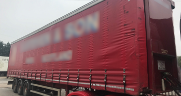 Sdc Used Trailers M18183 Used Sdc Curtainsider 1