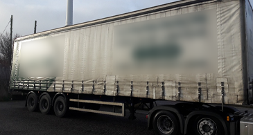 Used Sdc Trailers M17701 Used Montracon Curtainsider 1