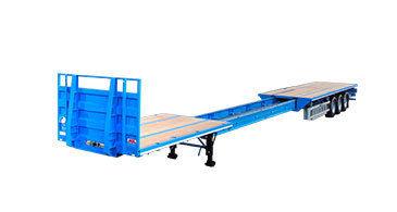 Extending Platform Sdc trailer