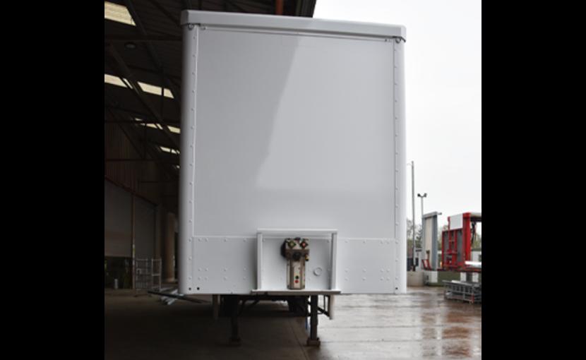 M17537 Boxvan Used 5
