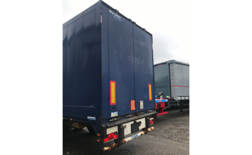 M17942 Used Boxvans Krone Sdc Used Trailers 3
