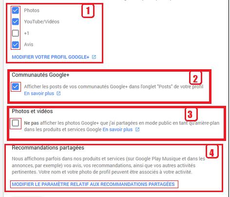 Rappel Concernant Les Regles De Confidentialite De Google