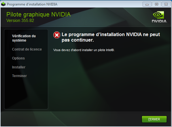pilote carte graphique nvidia Driver carte graphique Nvidia GeForce GTX 765 par Aravis