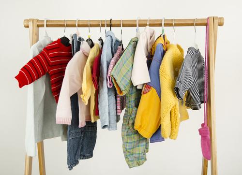 Vêtements évolutifs (haut de gamme) pour enfants