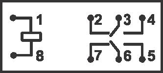 Schéma de connexion du JQX-14FC-2C