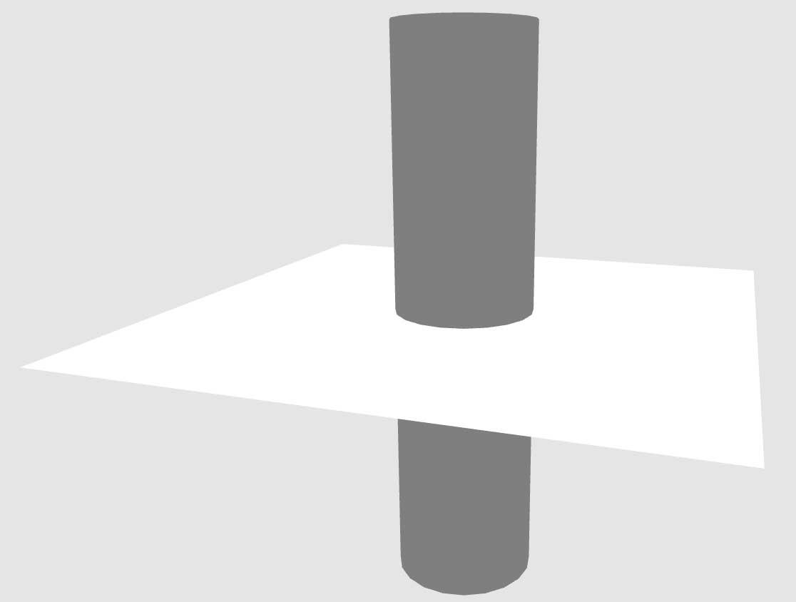 Nos 5 mesh, sans positionnement