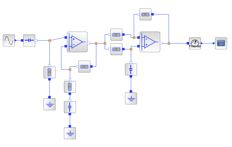 Tracé de diagramme de Bode sur Scilab - Xcos par lpl0@n