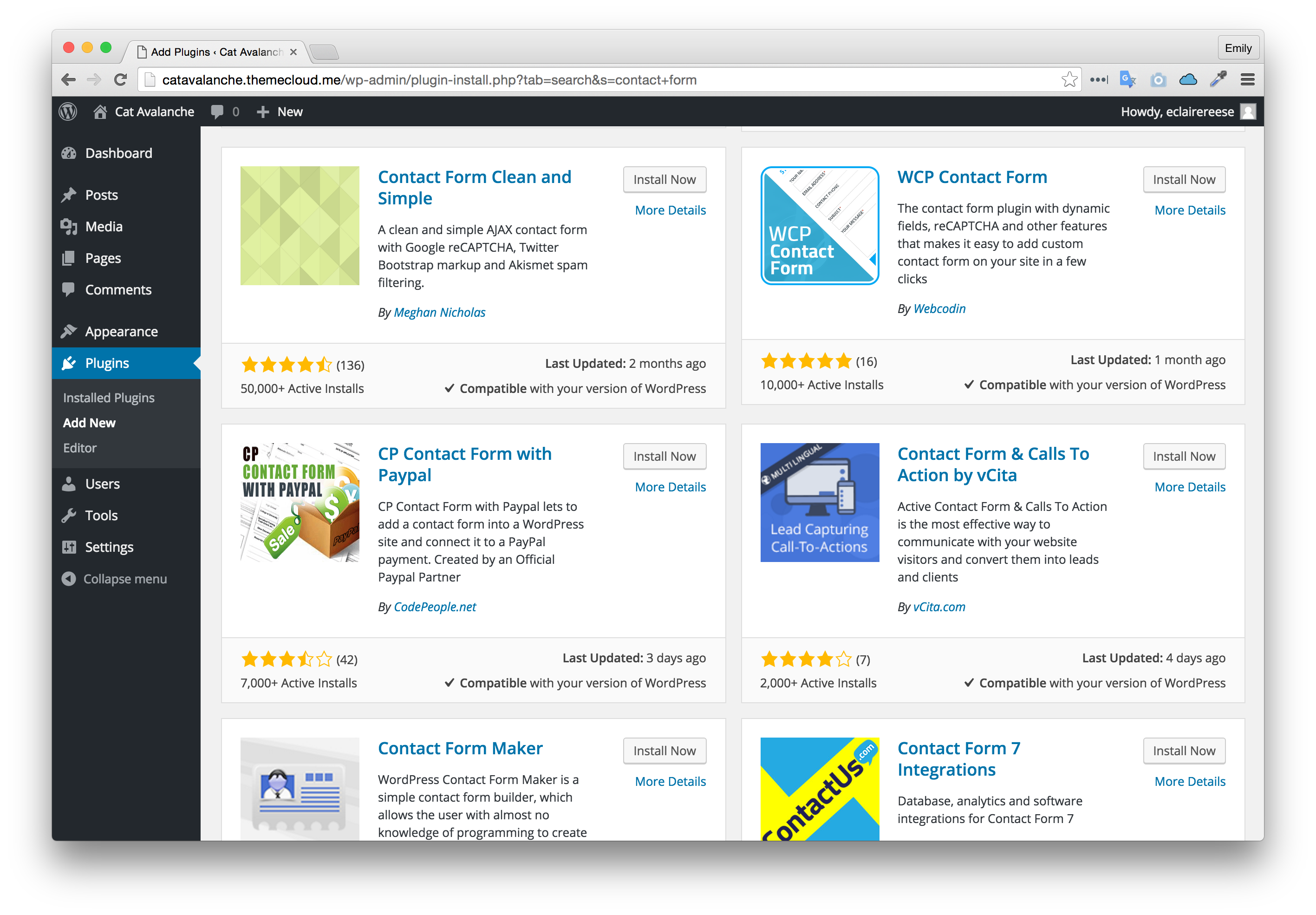 Customize a wordpress themes inner workings build quick and contact related plugins falaconquin