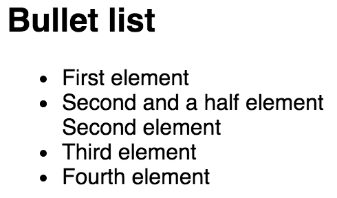 Insert and replace elements - Make JavaScript easier with