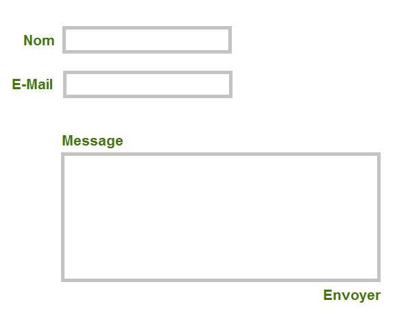 Creer Un Formulaire De Contact Simple Par Guimzonils Openclassrooms
