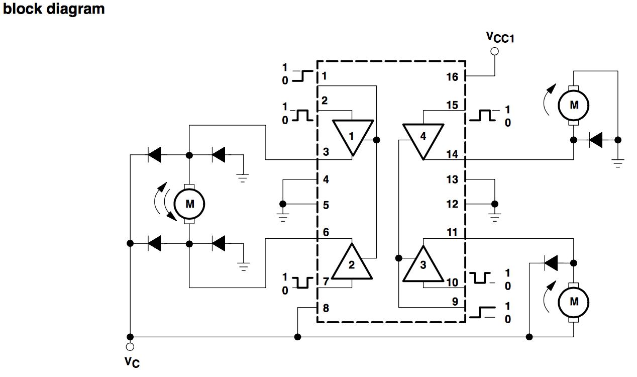le moteur  u00e0 courant continu  partie 2    le pont en h et