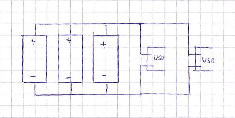 Souvent Résolu] Création d'une batterie externe au Lithium ion par  PQ11