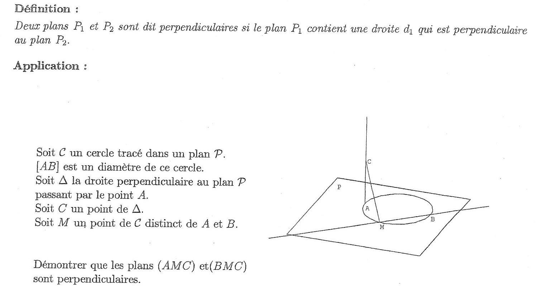 Exercice Geometrie Par Gl98 Openclassrooms