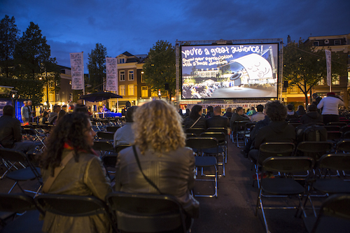 Les projections de films en plein air reviennent à la mode !