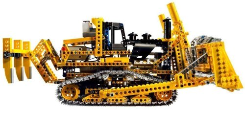 Un modèle de LEGO Technic™ (www.amazon.fr)