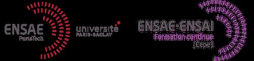 Cours créé en partenariat avec l'École ENSAE ParisTech et le centre de formation continue ENSAE-ENSAI Formation Continue (Cepe)