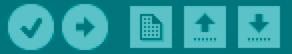 Menu du logiciel pour Arduino
