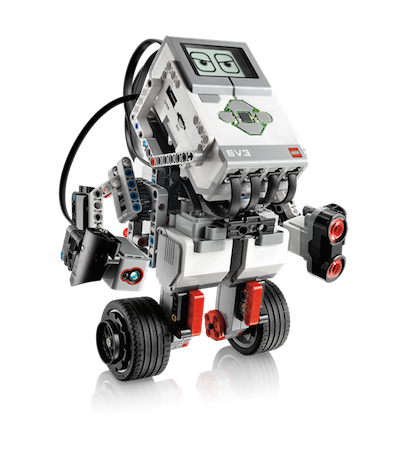Une belle pub pour les kits LEGO Mindstorm™ (http://www.bluemagic.club)