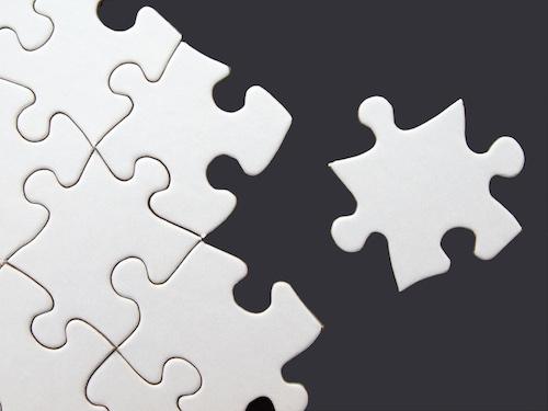 Une API permet de connecter deux applications comme des pièces de puzzle !