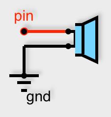 Connexion d'un piezzo ou buzzer sur l'Arduino