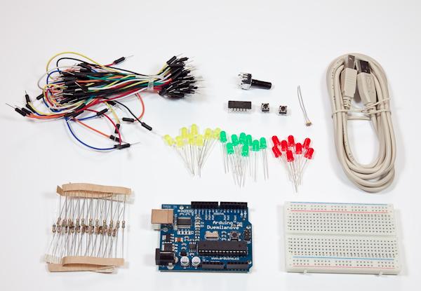 Exemple de starter kit