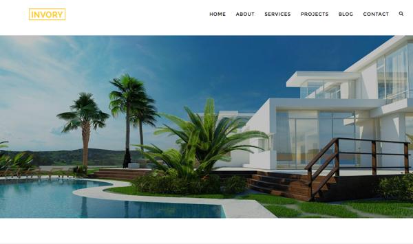 Un thème WordPress dédié aux installateurs de piscines. Oui Monsieur, ça existe !