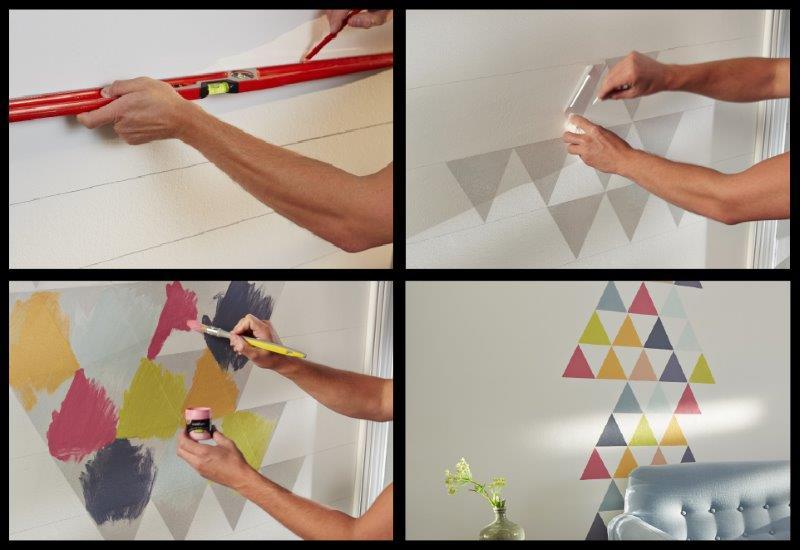 Touches de couleur