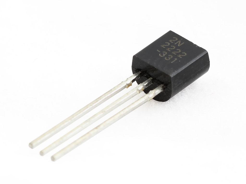 Un transistor NPN