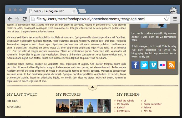 Página 3 De 5: Ejercicio Práctico: Creación De Una Página Web Paso Por