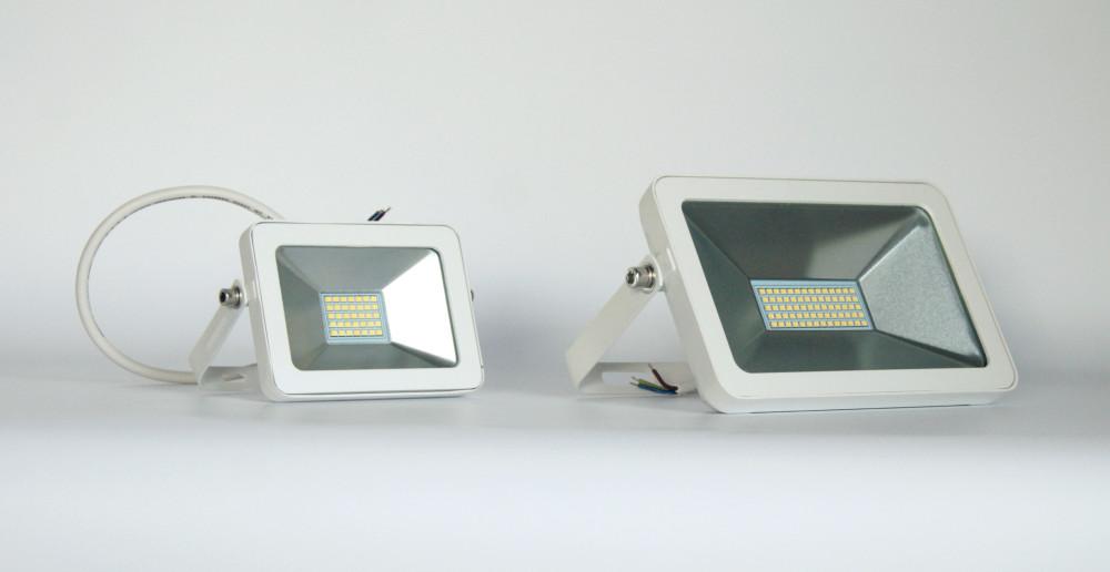 I reflektory mohou být elegantní osvětlení.