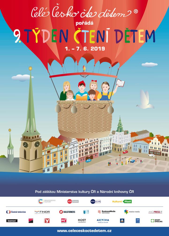 9. Týden čtení dětem v ČR