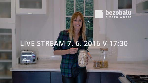 Live stream 7.6. v 17:30