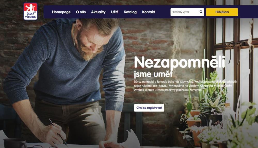 STŘECHY COMAX® jsou nositelem ochranné známky Český výrobek