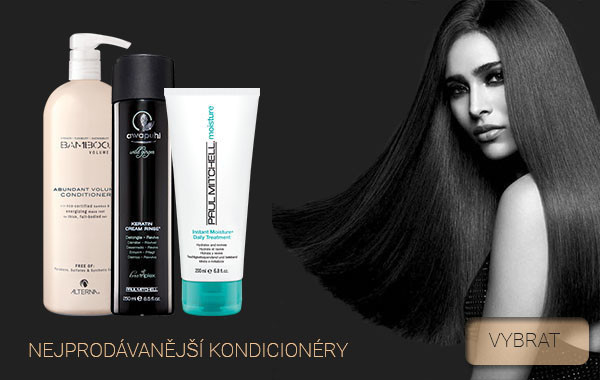 Alterna kondicionéry pro každý typ vlasů >