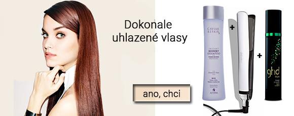 Bezchybné vlasy nemusí být jen sen >